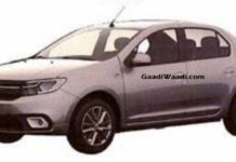 Dacia Logan Sedan Patented In India