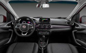 Fiat Cronos Sedan Interior