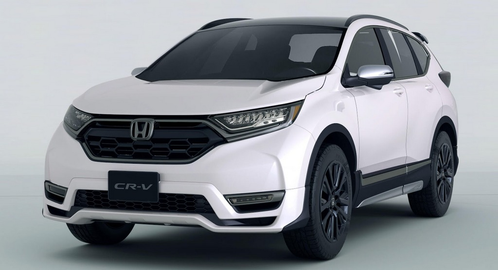 Honda cr v custom concept will be revealed at 2018 tokyo for 2018 honda crv changes