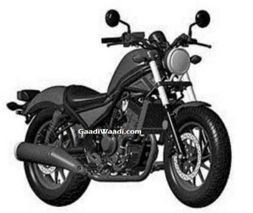 Honda Rebel 300 India Launch, Price, Engine, Specs, Features, Mileage, Top Speed 5