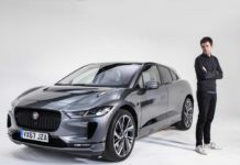 India-Bound Jaguar I Pace
