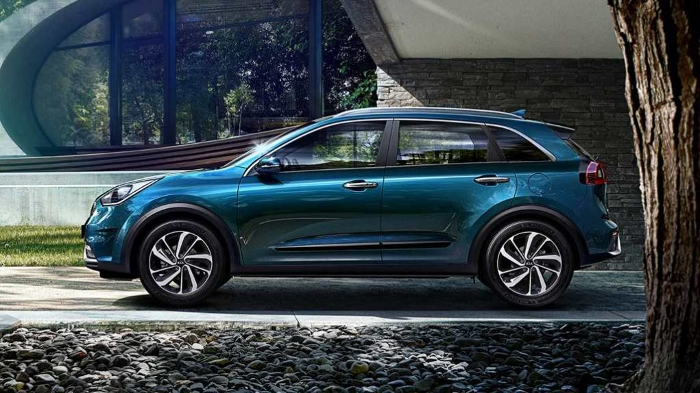 Kia Niro India Launch, Price, Engine, Specs, Features, Interior 6