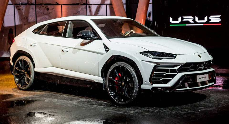 Lamborghini Urus Launched In India - Price, Engine, Specs ...