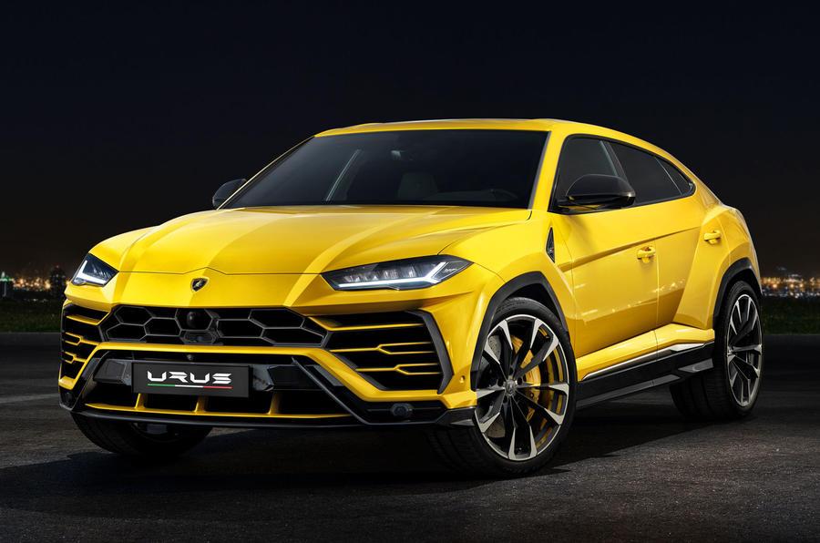 Lamborghini Urus pics1