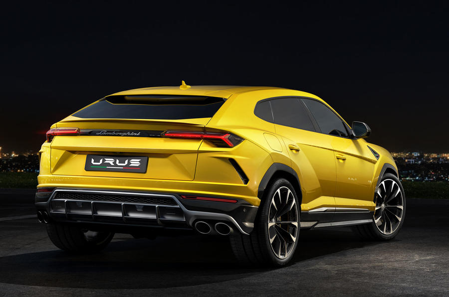 Lamborghini Urus pics10