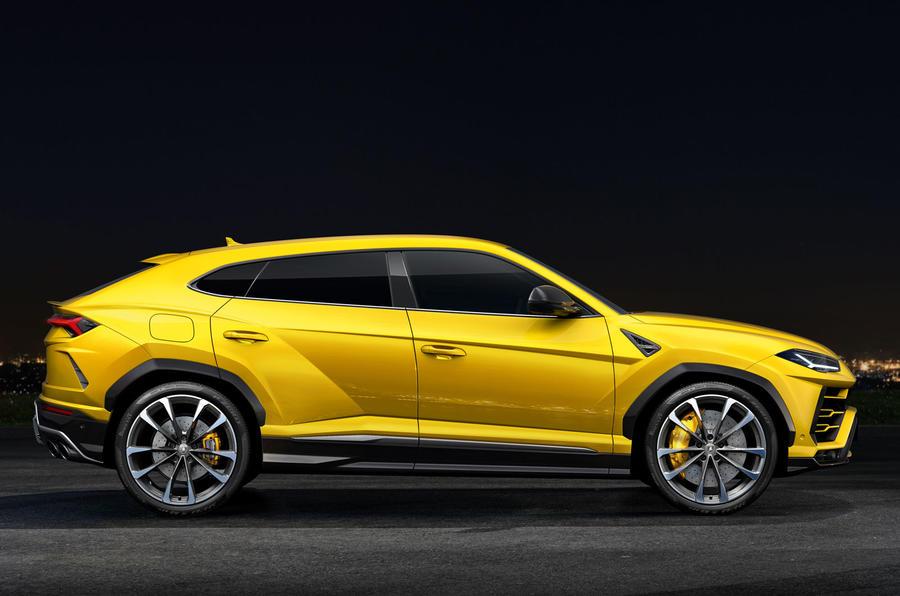 Lamborghini Urus pics3