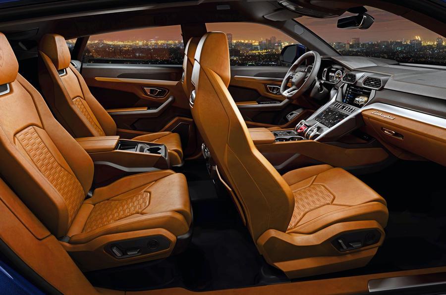 Lamborghini Urus pics4