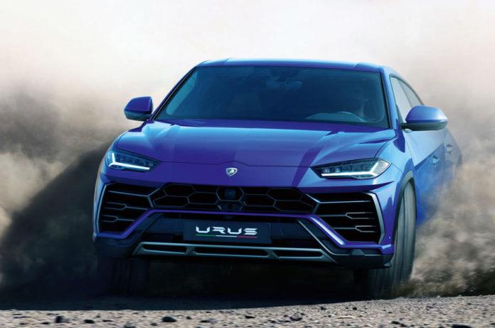 Lamborghini Urus pics7