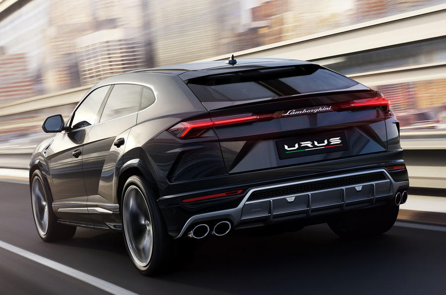 Lamborghini Urus pics8