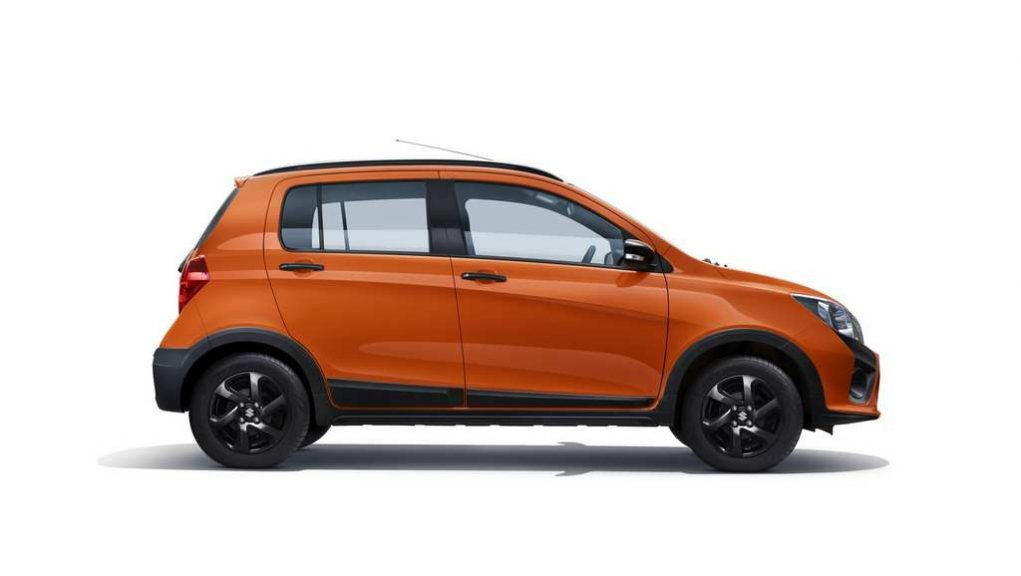 Maruti Celerio X (Cross) Launched In India - Price, Engine, Specs, Features, Interior 2