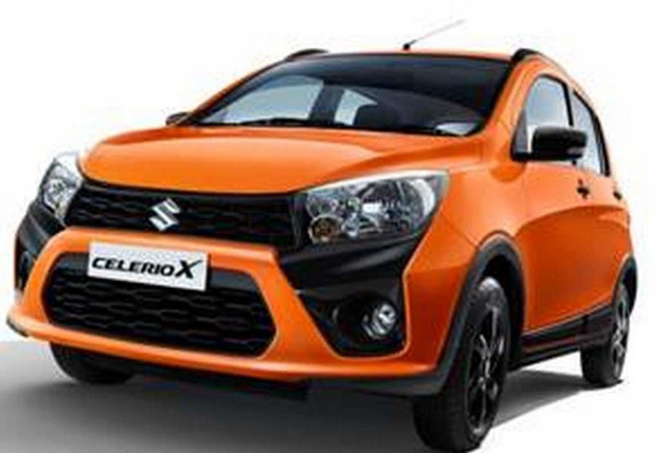 Maruti Celerio X (Cross) Launched In India - Price, Engine, Specs, Features, Interior 3