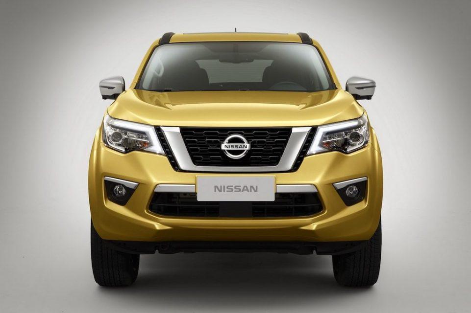 Nissan Terra SUV Revealed 2