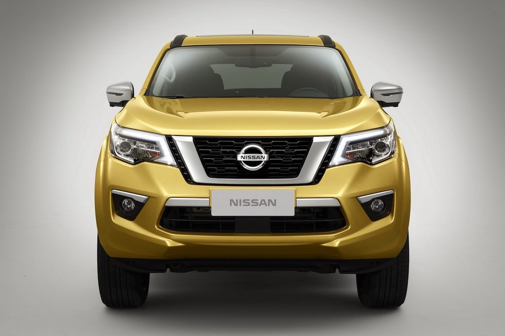 2018 Nissan Terra SUV Launch, Price, Engine, Specs, Features, Interior