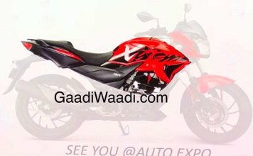 Production-Spec Hero Xtreme 200 S Leaked India Debut At Auto Expo
