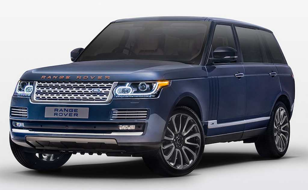 range rover autobiography by svo bespoke launched in india. Black Bedroom Furniture Sets. Home Design Ideas