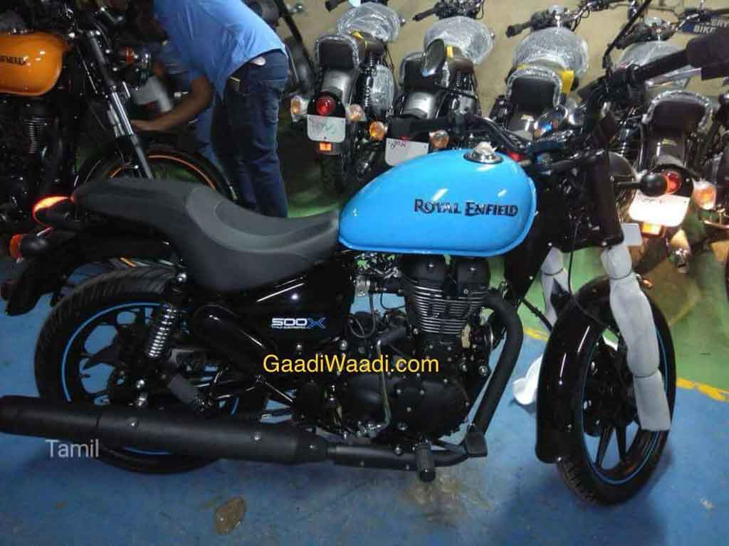 Royal Enfield Thunderbird 350X And 500X Official Accessories