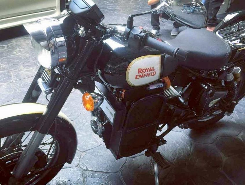 Royal Enfield classic 500 electric 2