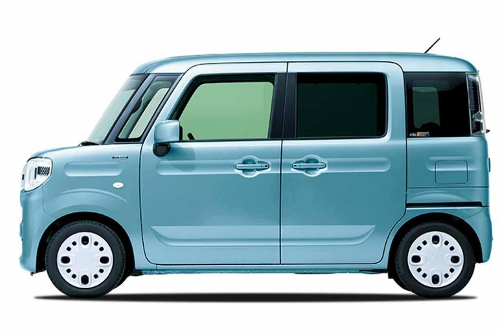 Suzuki Launches All-New Spacia Mini-Wagon In Japan