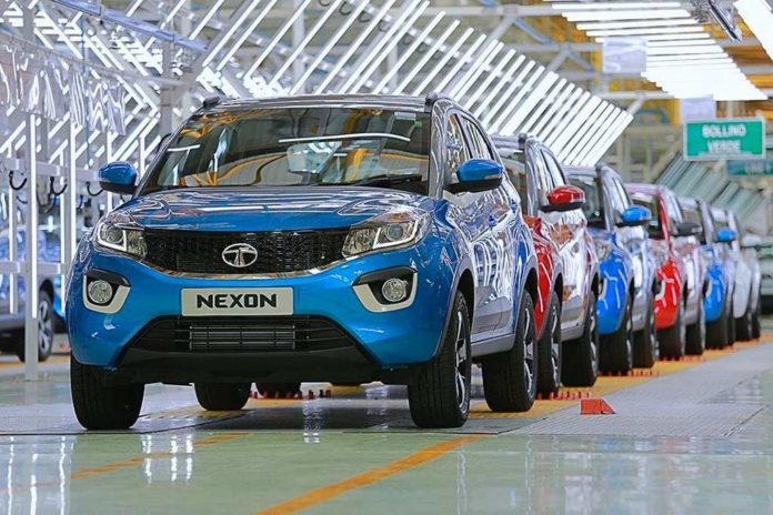 Tata Nexon Reaches 25,000th Production Milestone In India (Tata Reclaims Third Position; Posts Biggest Sales Growth In August 2018)