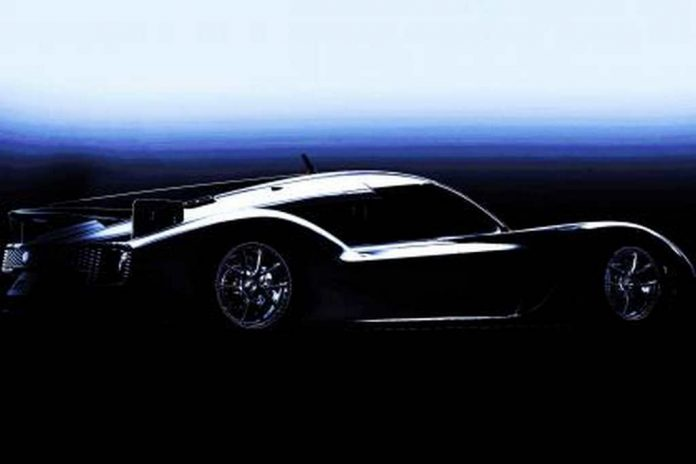 Toyota Gr Super Sport Concept Teased Ahead Of Debut Next Month
