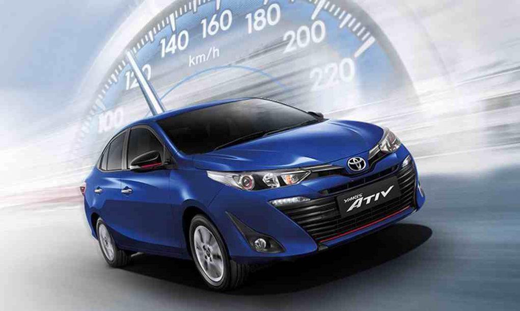 Toyota Yaris ATIV 1