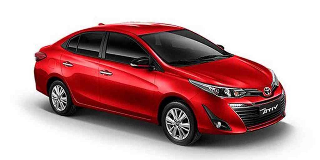 Toyota Yaris ATIV