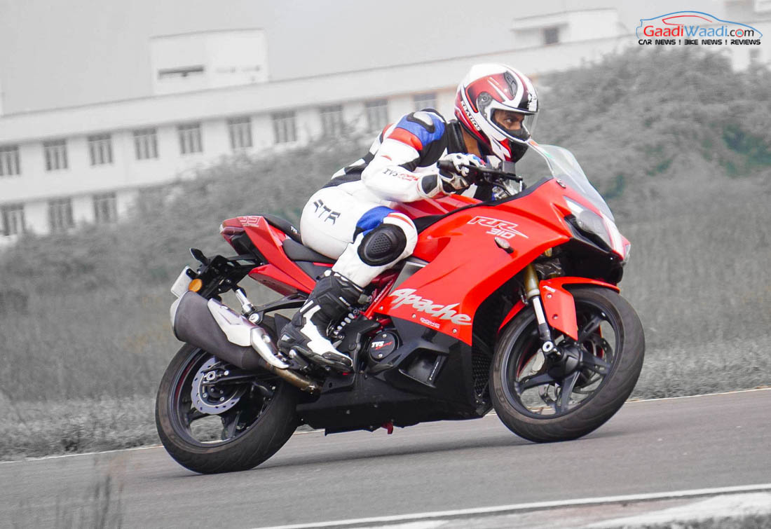TVS Apache RR310 Price Hiked In India By Rs  8,000
