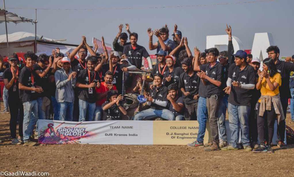 2018 Mahindra SAE Baja Indore (22)