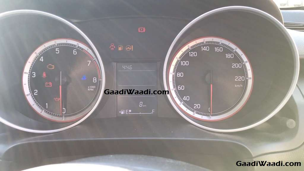 All-New Maruti Suzuki Swift VXi And VDi Variants Explained With Images