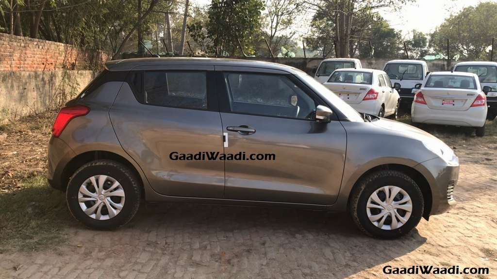 All New Maruti Suzuki Swift Vxi And Vdi Variants Explained With Images