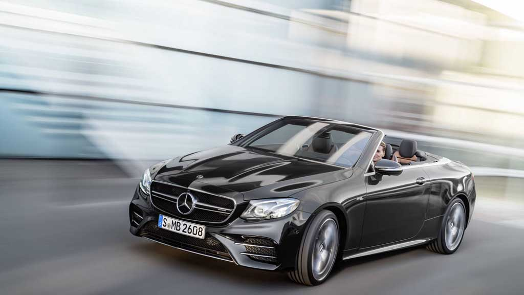 Mercedes-AMG Uncovers E53 Coupe And Cabriolet In Detroit