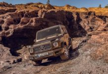 2018 Mercedes-Benz G-Class Launch, Price, Engine, Specs, Features, Interior, Performance