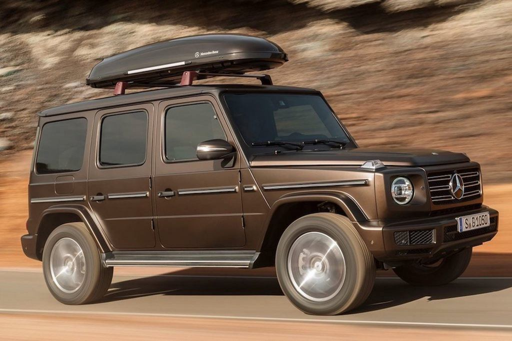 2018 Mercedes-Benz G-Class Launch, Price, Engine, Specs, Features, Interior, Performance 3