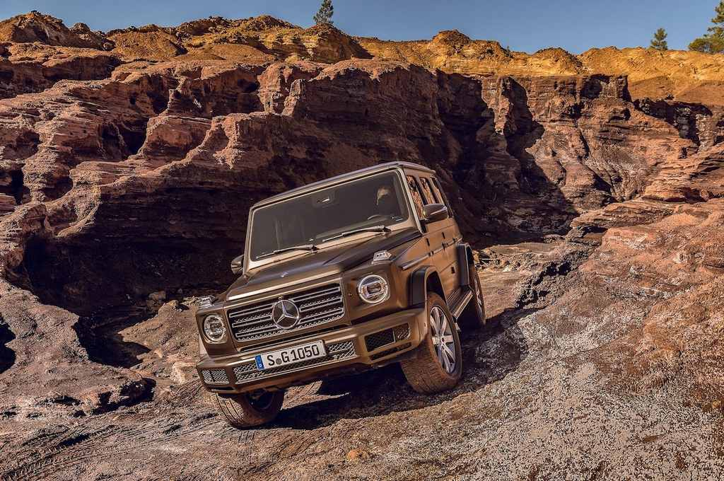 2018 Mercedes Benz G Class Launch Price Engine Specs Features