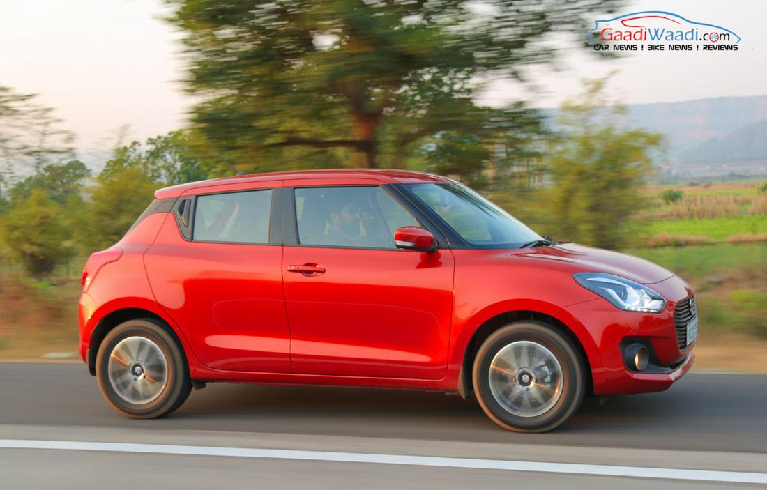Maruti Swift AMT vs Hyundai Grand i10 AT – Specs Comparison