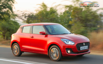 2018 maruti swift review india-13 (Swift ZXI+ AGS)