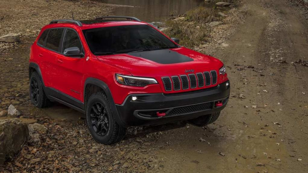 2019 jeep cherokee launch price engine specs features interior. Black Bedroom Furniture Sets. Home Design Ideas