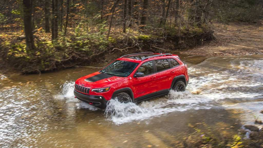 2019 Jeep Cherokee Launch, Price, Engine, Specs, Features, Interior, Performance, Mileage 4