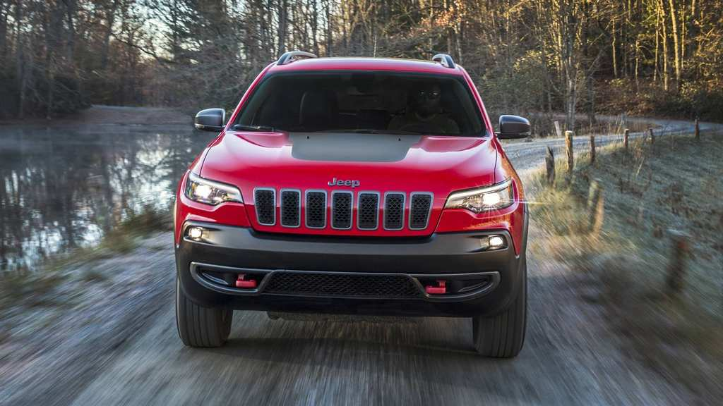 2019 Jeep Cherokee Launch Price Engine Specs Features