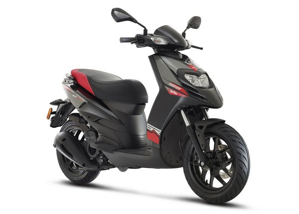 aprilia sr 125 scooter india launch price engine specs mileage pics. Black Bedroom Furniture Sets. Home Design Ideas