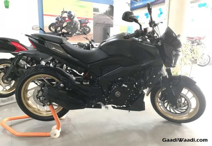 Rocky Top Auto Sales >> Bajaj Dominar 400 New Matte Black Colour Launched - Price ...