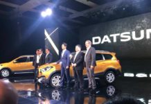 Datsun Cross Revealed