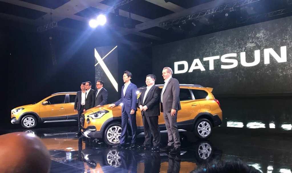 Datsun Cross Revealed
