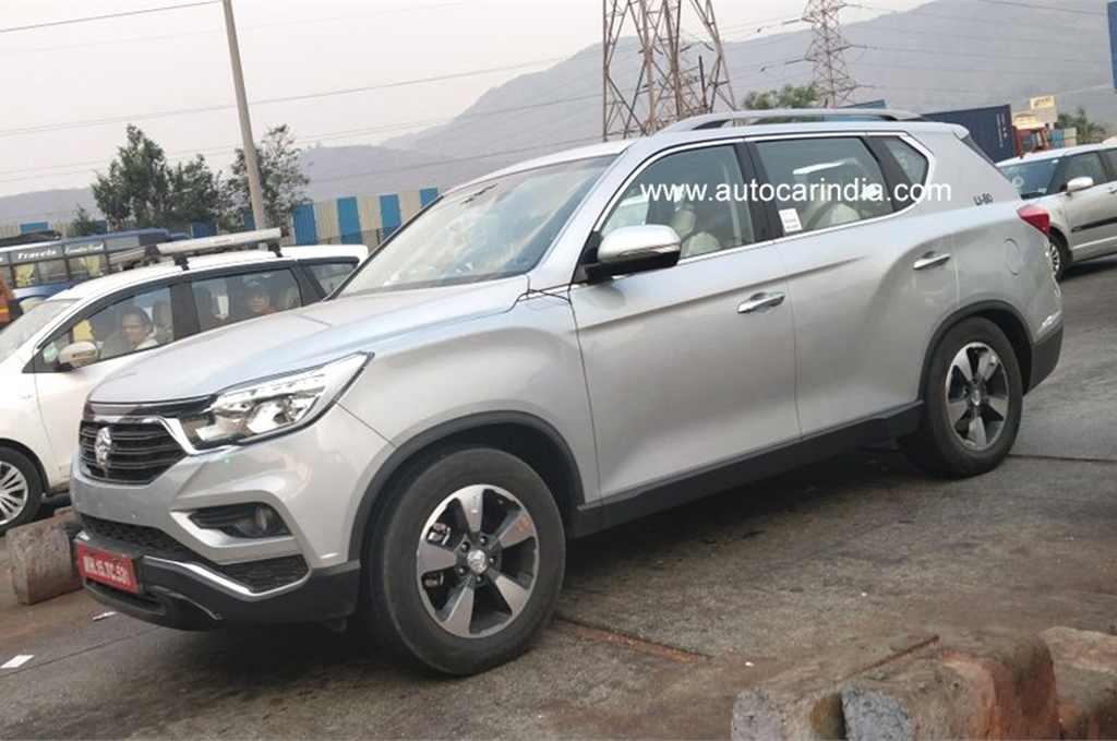 Mahindra Latest Car Rexton Price