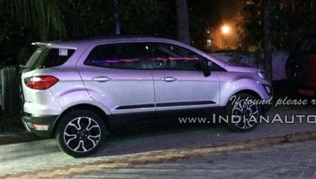 Ford Ecosport Signature Edition India Launch Price Engine Specs