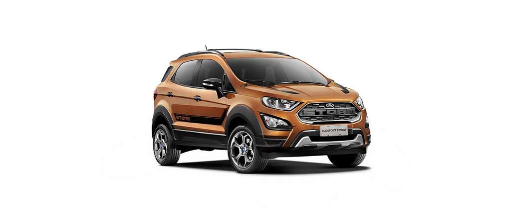 Ford Ecosport Storm Unveiled Price Engine Specs Features Pics