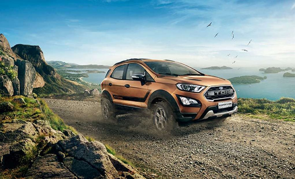 Ford Ecosport Storm Unveiled Price Engine Specs