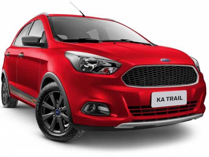 Ford Figo Facelift, Ford Figo Cross