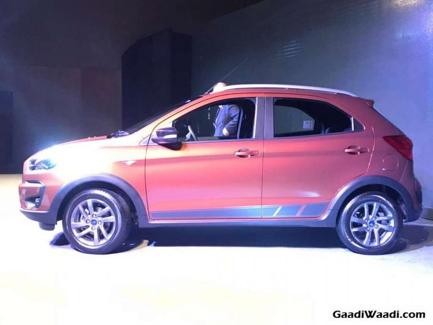 Ford Freestyle Launched In India - Price, Engine, Specs, Features, Interior 3