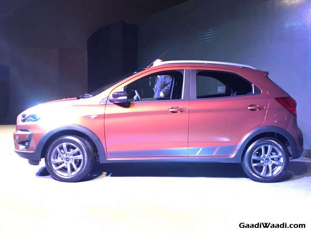 Ford Freestyle Launched In India Price Specs Interior Features